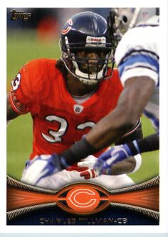 887d1b4ec1baf 2012 Topps Football Card 297 Charles Tillman - Chicago Bears (NFL Trading  Card)    This is an Amazon Affiliate link. Want to know more