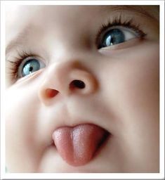 """70 Cute Babies With Beautiful Eyes Around The World"""""""