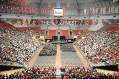 Ball State University Applied Sciences & Tech. Spring 2014 Commencement
