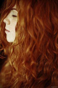prettiest ginger hair 0.0