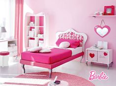 Barbie 50th anniversary - Doimo Cityline - Barbie\'s Room ...