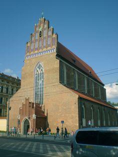 Wroclaw//Corpus Christi Church//15th century//v90