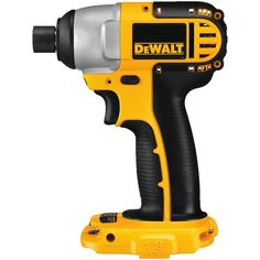 DEWALT Bare-Tool  DC825B  1/4-Inch 18-Volt Cordless Impact Driver ** You can find out more details at the link of the image.