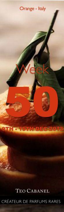 ✮Ingredient of the Week : Orange, Italy Teo Cabanel ...