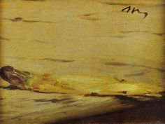 Asparagus,+1880+-+Edouard+Manet