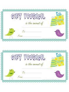 Gift Certificate Template   Gift Certificate    Gift