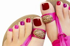 Toe Nail Designs First Show 2018 - Reny styles