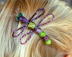 beaded hair crafts   Did You Make This Craft? Do You Have Comments/Questions to Share?