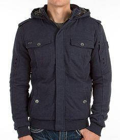 Fox Influx Sasquatch Hooded Jacket