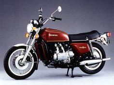 honda gl 1000 goldwing fotos y especificaciones técnicas, ref: Honda 750, Motos Honda, Honda Scrambler, Honda Bikes, Classic Honda Motorcycles, Vintage Motorcycles, Honda Cb Series, Japanese Motorcycle, Retro Motorcycle