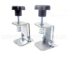 Adjustable-Off-Contact-Screen-Printing-Hinge-Clamps-Better-than-Speedball