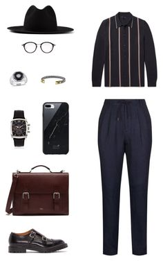 """House of Madalani"" by houseofmadalani on Polyvore featuring Brunello Cucinelli, Lanvin, Kolor, Mulberry, Parmigiani, Ice, David Yurman, Native Union, Thom Browne and Études"