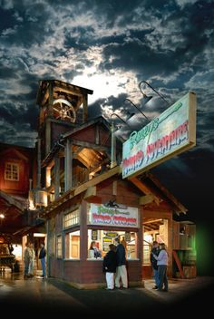 Ripley's Haunted Adventure located in Gatlinburg, TN takes haunted houses to the next level. Rated haunted house in Gatlinburg. Gatlinburg Attractions, Gatlinburg Vacation, Haunted Attractions, Gatlinburg Tennessee, Tennessee Vacation, Halloween Attractions, Local Attractions, Smoky Mountains Attractions, Mountain Vacations