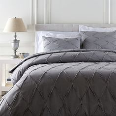 You'll love the Sherman Duvet Cover Set at Joss & Main - With Great Deals on all products and Free Shipping on most stuff, even the big stuff.