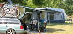 Rolig stemningsfyldt campingplads på Langeland