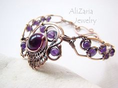 Hey, I found this really awesome Etsy listing at https://www.etsy.com/listing/178357845/elegant-ooak-bracelet-entirely-handmade