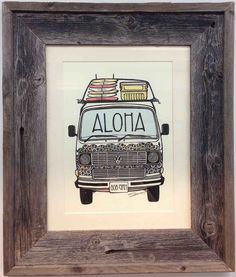 Aloha Bus by Sho Watanabe | Green Room Hawaii