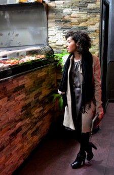 Un sushi Casual Chic    Link al post: http://blog.easywish.com/fashion/woman/casualchic/un-sushi-casual-chic/734/