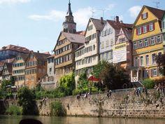 Tübingen, Germany  #HipmunkBL