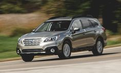 2015 Subaru Outback 2.5 Road Test: Still Defying Convention