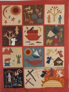 Log Cabin Quilter: Bible Quilt