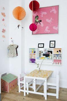 idee deco nursery: the pompom