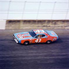 Richard Petty Photograph - Richard Petty 1977 Daytona 500 by David Bryant
