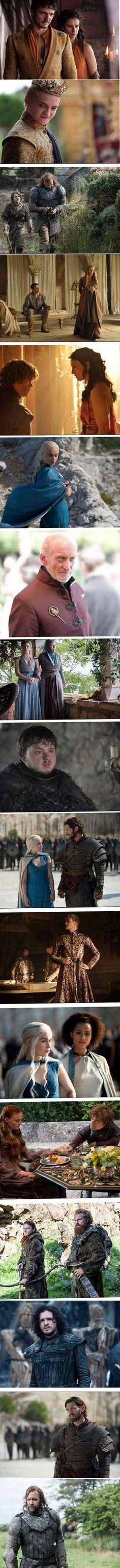 Games of Thrones Saison 4 : Galerie de photos inédites !