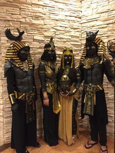 エジプト仮装