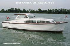 Chris Craft Sea Skiff 34'  1956
