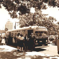 1947 São Paulo Anhangabaú.