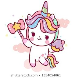 Portfolio di su Shutterstock Cute Unicorn vector cake Happy birthday Kawaii pony cartoon, hand drawn isolated on a white background (Pastel pattern): series Illustration of cute fairytale pony- Perfect for kid's greeting card. Unicorn Drawing, Unicorn Cat, Cute Unicorn, Unicorn Wallpaper Cute, Hello Kitty Iphone Wallpaper, Cute Food Drawings, Cute Kawaii Drawings, Happy Birthday Kawaii, Unicorn Backgrounds