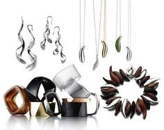 Modern Art Accessories by Frank Gehry for Tiffany & Co. #weddings trendhunter.com