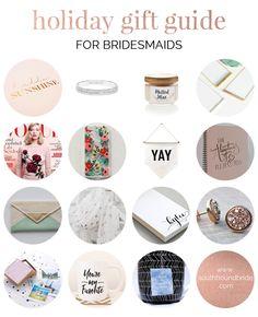 Gift Guide: Bridesma