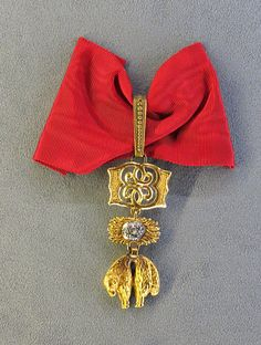 Order of the Golden Fleece (Spanish) - Badge (Stockholm's Royal Palace)