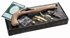 Muzzleloading Pistol Kits, Supplied By The Possible Shop