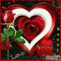 Rain Gif, Animated Heart, Beautiful Love Pictures, 3d Girl, Loving U, Dear Friend, Belle Photo, Love Heart, 4th Of July Wreath