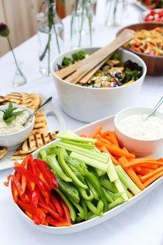 Summer Outdoor Dinner Party