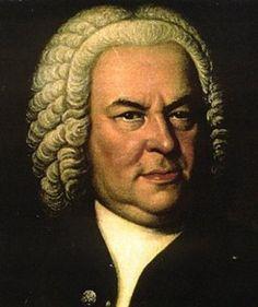 Johann Sebastian Bach (1685-1750) prolífico compositor barroco alemán