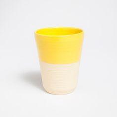 mustard tumbler