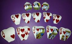 Hair clips 423127327489090745 - Poker Card Flower Hair Clip/Pin – English Source by nathaliesychowi Queen Of Hearts Card, Queen Of Hearts Costume, Diy Flowers, Flowers In Hair, Paper Flowers, Mad Hatter Party, Mad Hatter Tea, Playing Card Crafts, Heart Diy