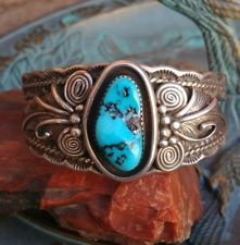 ~Old Pawn Navajo Native American Kingman Turquoise Sterling Silver Cuff Bracelet Tap the link now to see our super collection of accessories made just for you! Turquoise Cuff, Turquoise Jewelry, Turquoise Bracelet, Silver Jewelry, Kingman Turquoise, Vintage Turquoise, Silver Ring, Silver Earrings, Navajo Jewelry