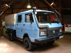 VW LT so quirky, it's actually kinda cool Vw Bus T3, Volkswagen, Off Road Camper Trailer, Vw Camper, Vw Lt 4x4, Combi T1, Vw Syncro, Transporter T3, 4x4 Van