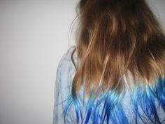 Blue Hair Tips Tumblr Source: 26.media.tumblr.com
