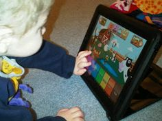 Babies with iPads: Top 10 Apps for Children with Cerebral Palsy.... Marcela De Vivo, Guest Blogger