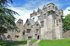 Donegal Castle - seat of the O'Donnells in Donegal and north-west Ulster until the late 16th century. No open to the public - and well worth the trip. As if you need an excuse to visit Donegal!