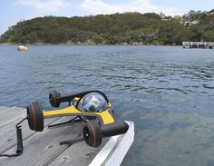 Espy 360 ROV – Underwater Spy Monitors Marine Environment In More Effective and Safer Way