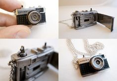 Camera jewelry that (almost) works - Crave - Cameras - CNET Asia