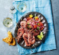 Seafood summer special:Tandoori prawns | Daily Mail Online