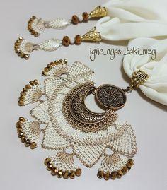 Body Jewellery, Jewelry, Stylish Mens Fashion, Needle Lace, Bargello, Crochet Accessories, Crochet Flowers, Needlework, Brooch